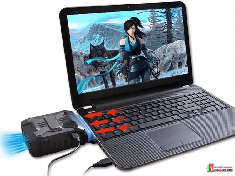 Как увеличить скорость кулера на ноутбуке