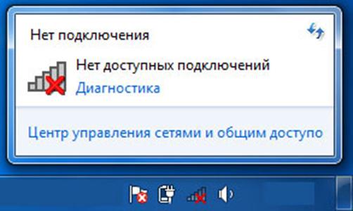 Ноутбук не видит wifi сети windows 7